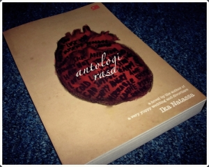 Review : Antologi Rasa, a novel by Ika Natassa