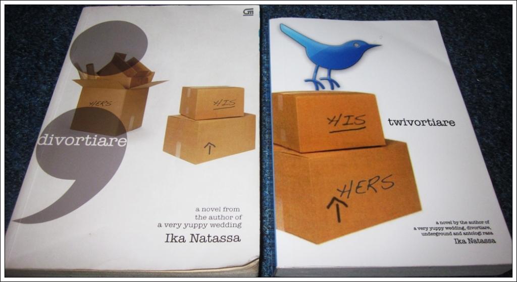 review divortiare twivortiare novels by ika natassa