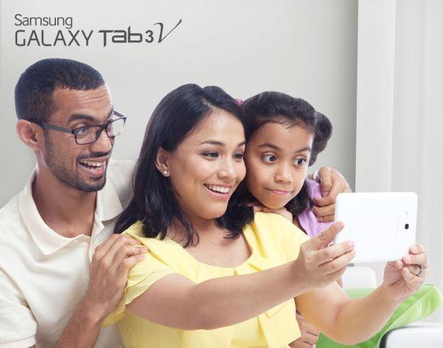 selfie brg keluarga