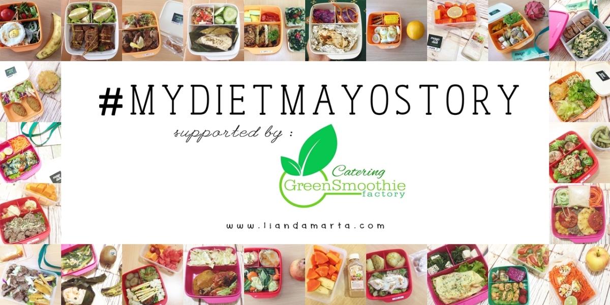 Diet Mayo by GSF Catering Pekanbaru : Day 8