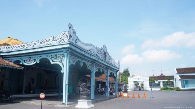 Mengunjungi Keraton Kasunanan Surakarta Liandamarta Com