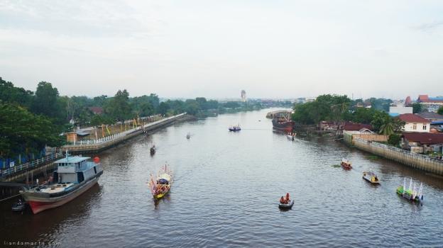 Potensi Tersembunyi Pariwisata Sungai Siak Belum Dikelola oleh Pemerintah, Masyarakat dan Swasta