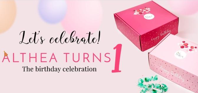 Banjir Hadiah di Althea's Birthday Celebration #altheaturns1