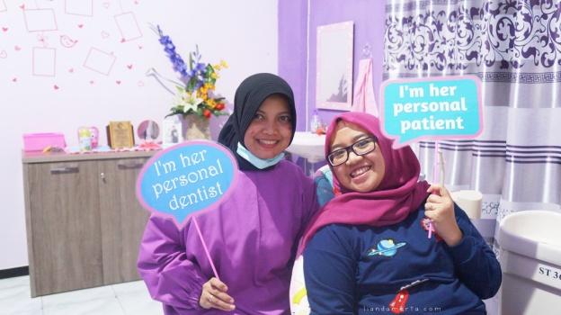Perawatan Gigi Di Riona Dental Care Pekanbaru Liandamarta Com