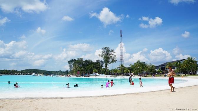 Treasure Bay – Kolam Renang Rasa Pantai di Bintan