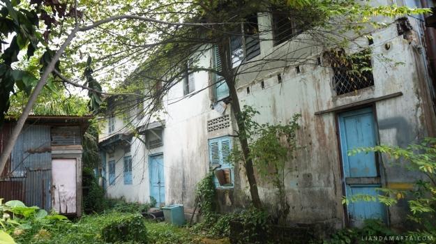 Bangunan Lama Kedai Kopi Kimteng