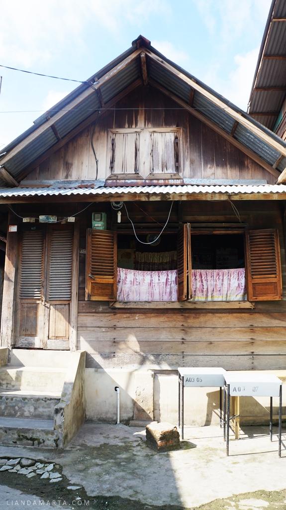 Rumah Warga Kampung Bandar