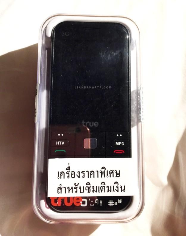 Handphone True
