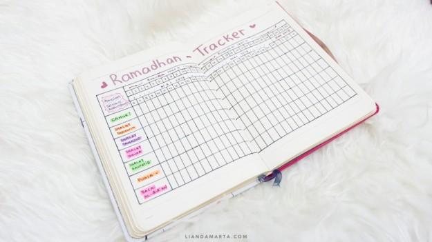 Ramadhan Tracker